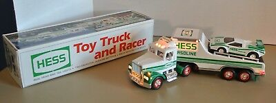 Hess Truck with Racer (1991) w/box