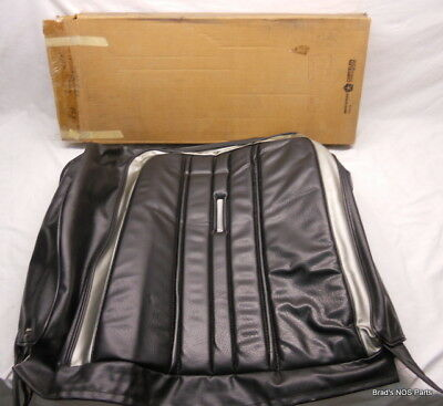 NOS Take Off 70 Satellite Belvere Front Seat Back Cover