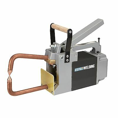 New 240 Volt Spot Welder 16 AMP Portable Air Cooled Heavy Duty  fed ex