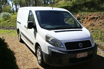 Fiat Scudo Multijet 120  2011 mod good k's