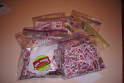 100 Box Tops for Education - Trimmed - BTFE No Expired Box Tops  Nov 2019- 2022