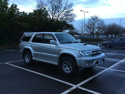 Toyota hilux surf 1999 3.0 turbo diesel auto stunning example px welcome