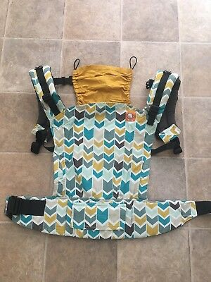 Unisex Baby Carrier Tula Like New