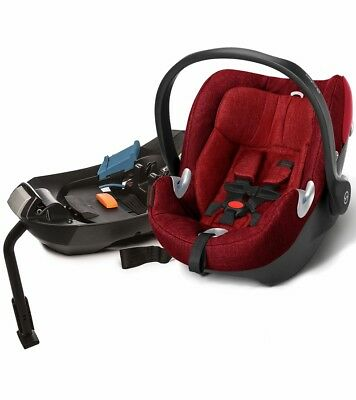 Cybex Aton Q Plus Infant Car Seat - Hot & Spicy - Brand New!!