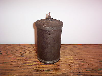 Rare Antique Dana One 1 Quart Canister for Vintage Ice Cream Freezer Maker OLD