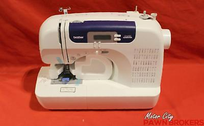 Brother (CS-6000I) Light Weight - Automatic Treading System - Sewing Machine NEW