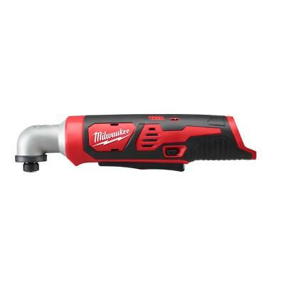 MILWAUKEE-2467-20 M12™ 1/4 In. Hex Right Angle Impact Driver-Tool Only