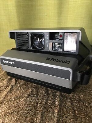 Polaroid Spectra QPS Instant Film Camera w/Quintic Lens F10/125mm
