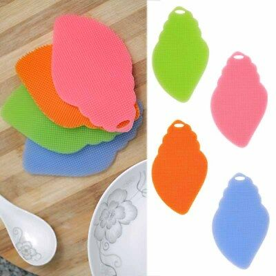 Multipurpose Silicone Cleaning Brushes Magic Wash Cleaner Multi-function Kitchen