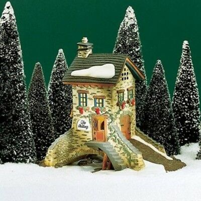 Department 56 Dickens' Village The Maltings 58335 Retired Lighted Building
