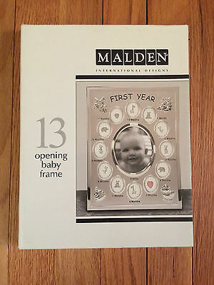 Malden First Year Picture Frame