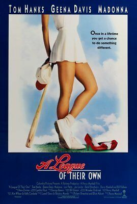 A League Of Their Own Movie Poster 24inx36in (61cm x 91cm)