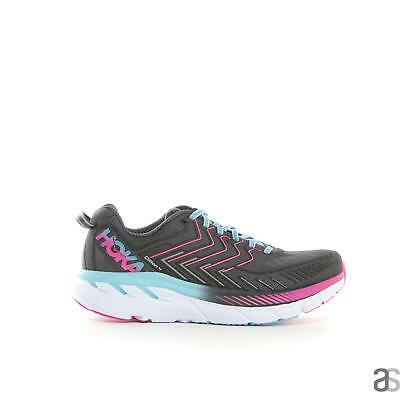 Hoka Clifton 4 W Chaussures Course Femme 1016724 Cras
