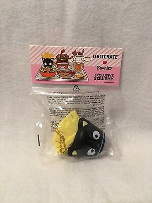 Exclusive Sanrio Loot Crate - Chococat Squishy – Tasty 2017 Collection
