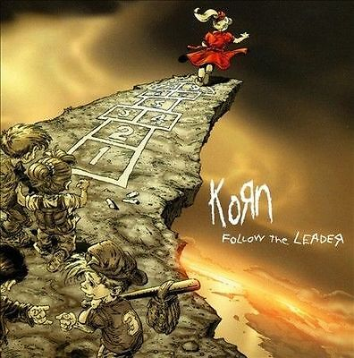 Follow the Leader by Korn (CD, Aug-1998, Epic (USA))