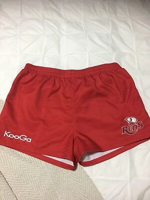 Queensland Reds On-Field Shorts Size: XL