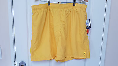 Mens Nautica Swimming Surf Boardshorts Shorts Size: 2XL