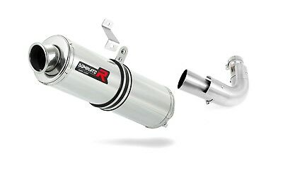 Exhaust silencer muffler DOMINATOR ROUND CAN AM SPYDER GS 990 07-12 + DB KILLER