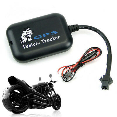 Mini Real Time GPS Tracker GSM/GPRS Tracking Tool fr Car Vehicle Motorcycle Bike