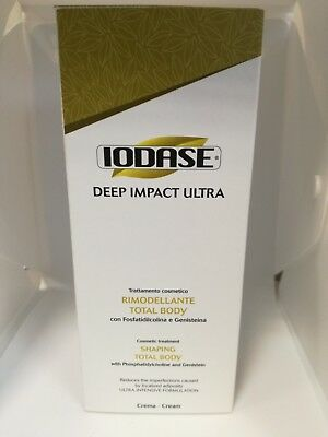 Iodase Deep Impact Ultra Crema 220 Ml+ 2 Pt Jolly