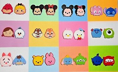Characters Tsum Cartoon Shoe Charms Kids Sets put on your Crocs, Wristbands