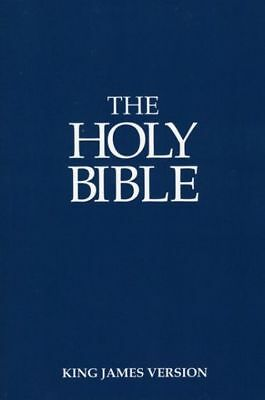 Lot Of 24 King James Version Bibles ($1.67 Each)! Free Shipping! New In Box!