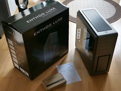 Phanteks Enthoo Luxe Big-Tower (Tempered Glass) Anthrazit