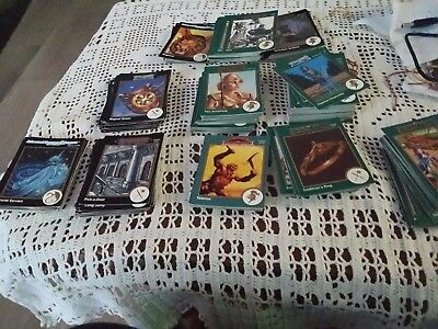 Tsr Collector Cards 1993 D&d In Ottimo Stato