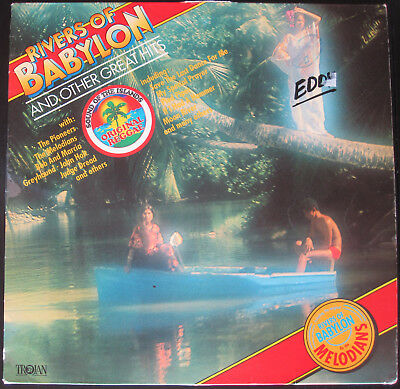 '78 Trojan Records Rivers Of Babylon + Other Great Hits (Original Jamaica Sound)