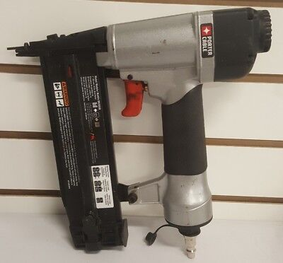 Porter Cable Model BN200SB Pneumatic 18-Gauge Brad Nailer *TESTED WORKING*