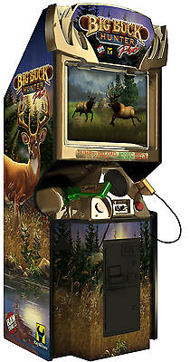 Big Buck Hunter Pro Dedicated  Cabinet Lowest Price No Reserve