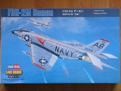 F3H-2M Demon        HobbyBoss 1/48