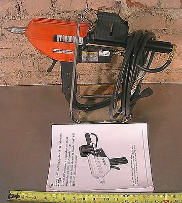 3M Scotch-Weld, Pneumatic Hot Melt Glue Applicator Model Pg Ii With Stand