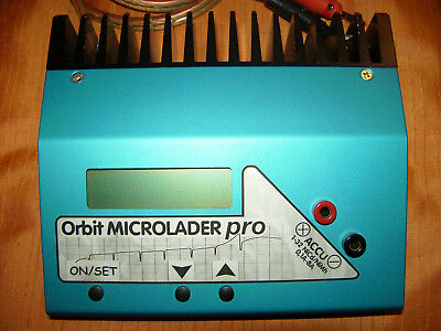 >>EVOJET-/ORBIT electronic->MICROLADER pro; mit Data-communication-package<-<<