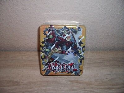 Yu-Gi-Oh! Heroischer Champion - Excalibur - Tin Box - Neu/OVP - Deutsch