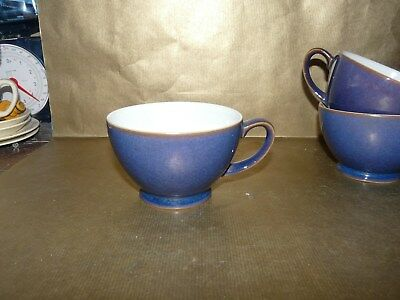 denby storm large breakfast cup no saucer