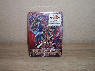 Yu-Gi-Oh! Duelist Pack Collection - 5D'S - Rot  - Tin Box - Neu/Ovp - Deutsch