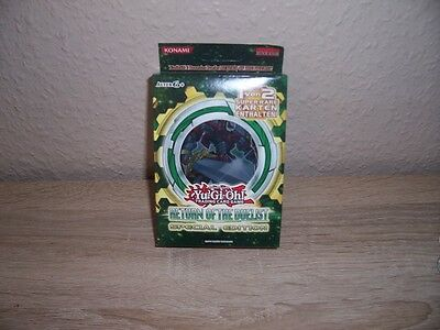 Yu-Gi-Oh! Return of the Duelist - Special Edition - Neu / Ovp - Deutsch