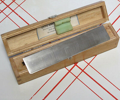 High Quality Lipshaw Germany Microtome Knife Blade 770-180 180mm in Wooden Case