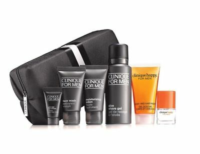 CLINIQUE FOR MEN bonus time gift with Happy fragrance