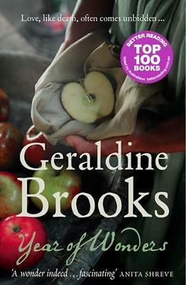 NEW Year of Wonders By Geraldine Brooks Paperback Free Shipping
