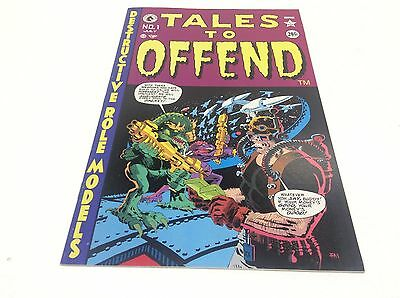 Tales To Offend #1 (Dark Horse/1997/frank Miller/dinosaurs/anthology/1216195)