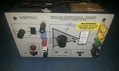 Kepco BOP36-5M Bipolar Operational power supply