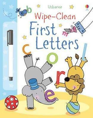 NEW First Letters By Felicity Brooks Paperback Free Shipping