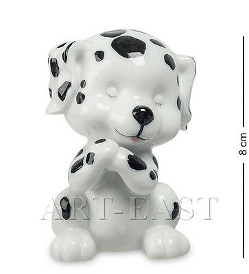 DALMATIAN Puppy Dog, also the symbol of the 2018 year