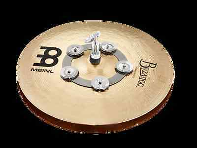 Meinl Ching Ring Hi-Hat Cymbal Percussion Jingle CRING, Benny Greb