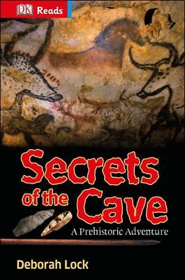NEW Secrets of the Cave By Deborah Lock Hardcover Free Shipping