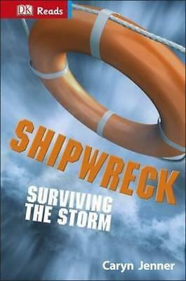 NEW Shipwreck By Caryn Jenner Hardcover Free Shipping