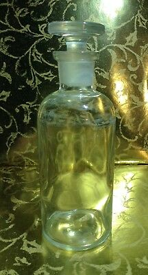 T C W Wheaton Apothecary 5 1/4 Inch Jar 2-M-5 Bottle Ground Stopper & Neck