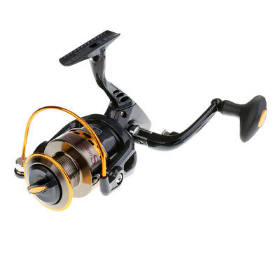 13+1 Ball Bearing Fishing Spinning Reel Right//Left Handed Saltwater Freshwater